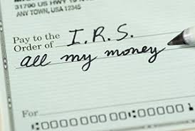 The IRS can and will levy your wages and/or bank account.
