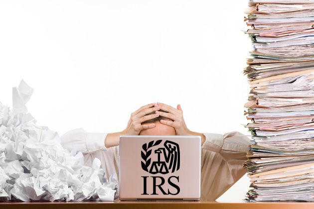 Save Your Paycheck From The IRS